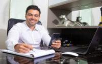 """Felipe Boell: """"Existe muita tecnologia aplicada ao negócio"""""""